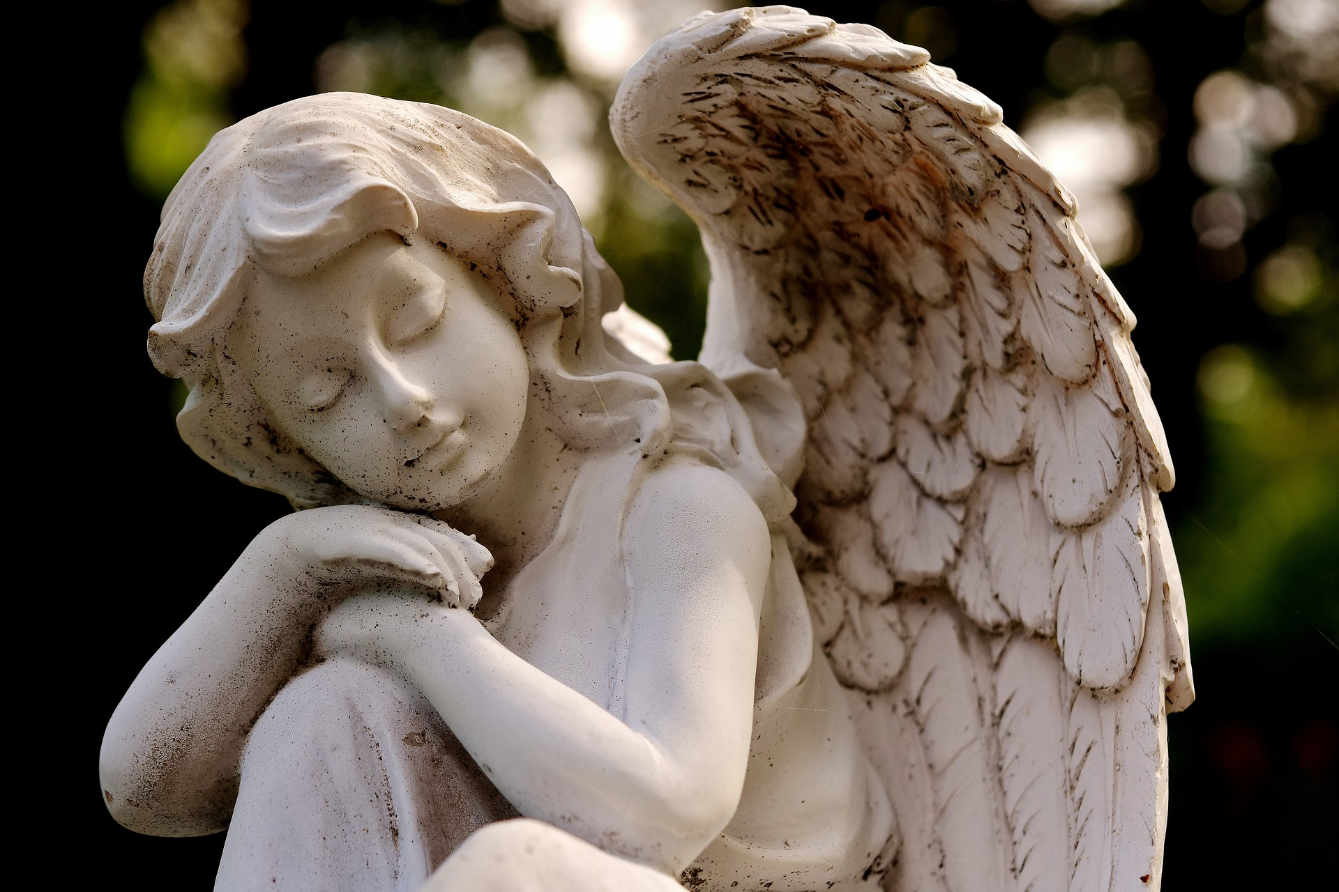 pomnik anioła